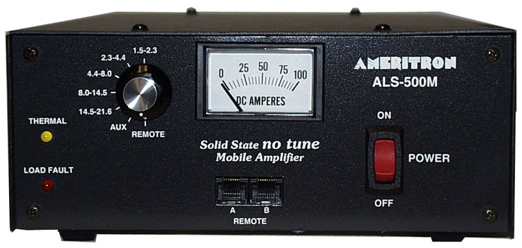 Amplifiers, Commercial